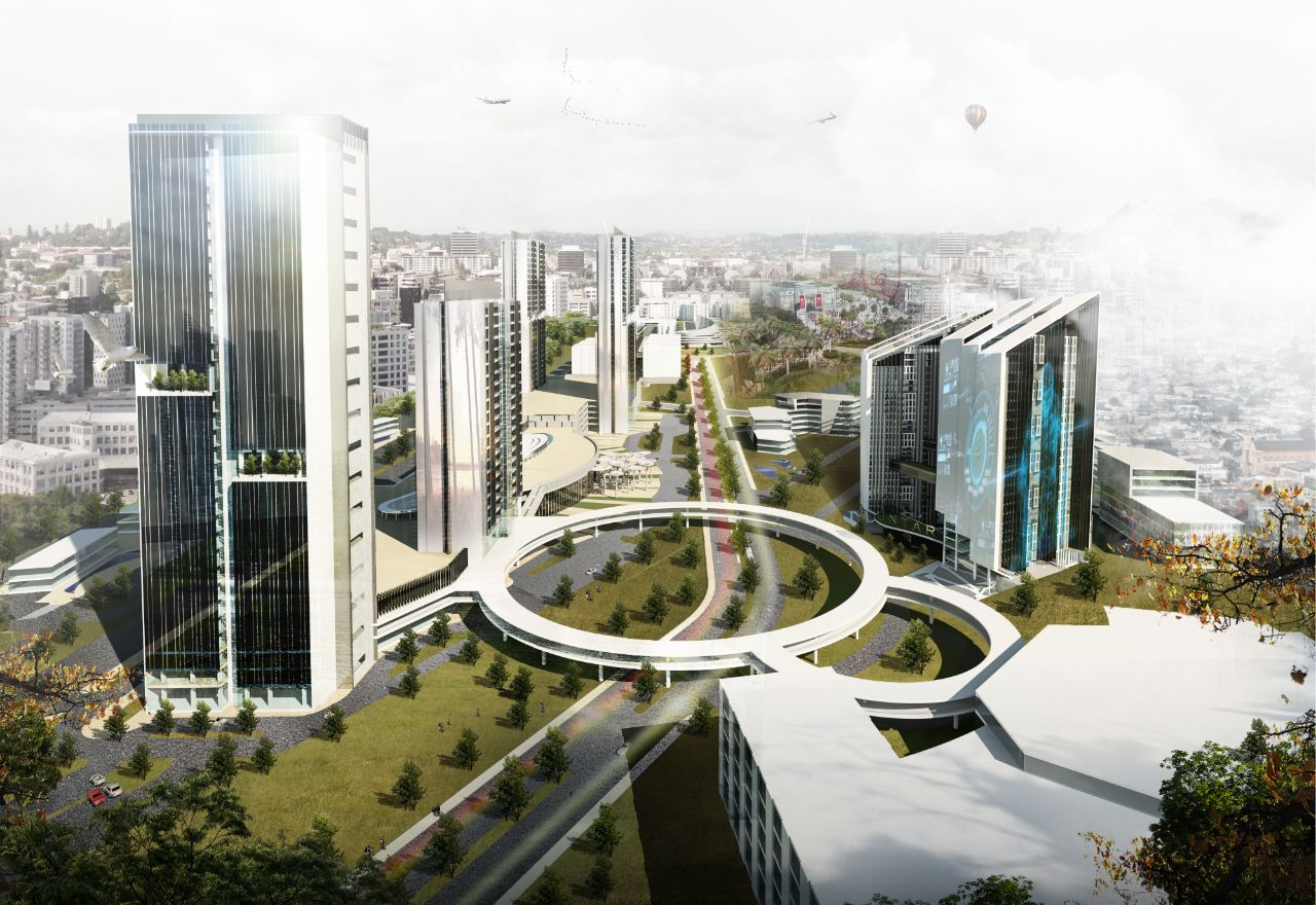 Tarumanagara City